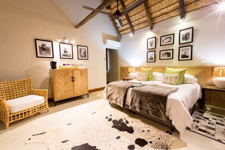 game reserve chalets