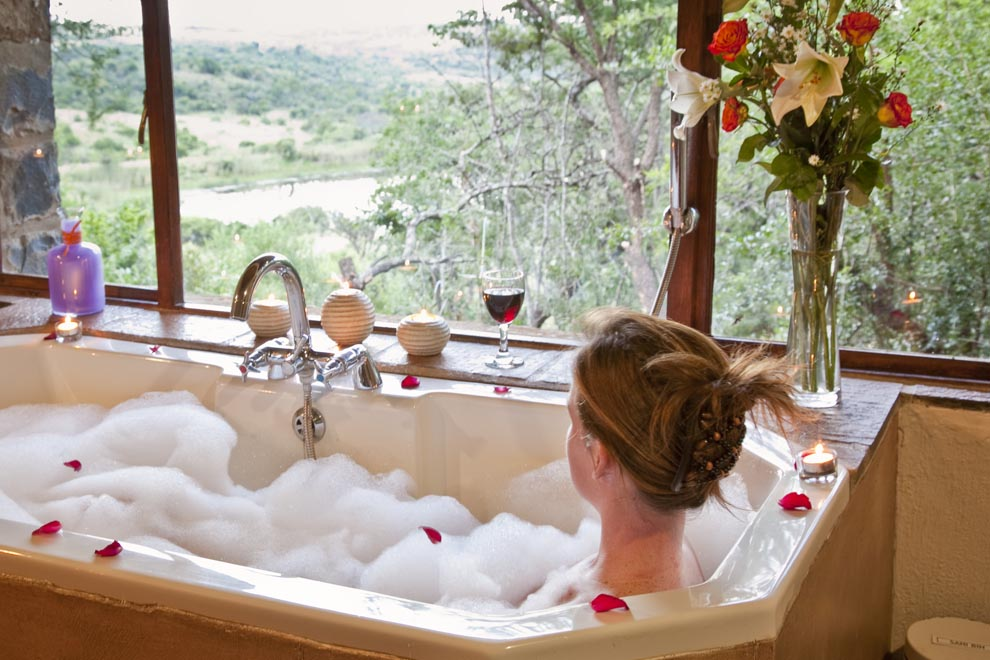 luxury chalets in south africa